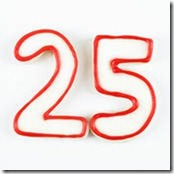 twenty-five number