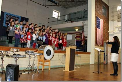 Americana School Image